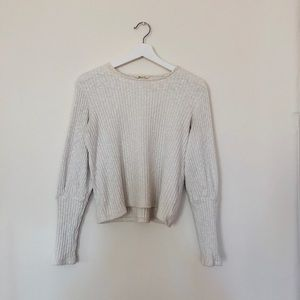 Madewell | Cream Sweater